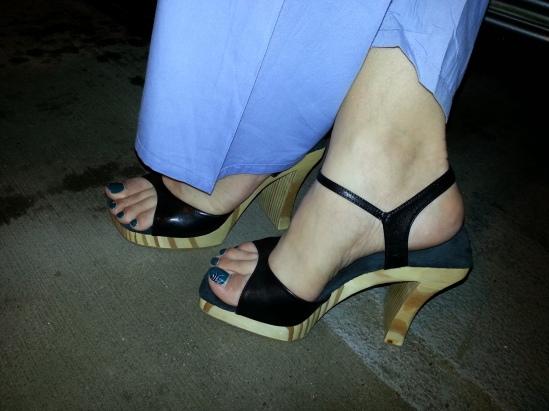 The Highest Heel